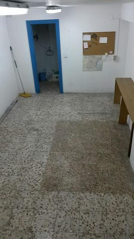 Planta baja - Local comercial en alquiler en calle Oña, Valdebebas - Valdefuentes en Madrid - 219576095