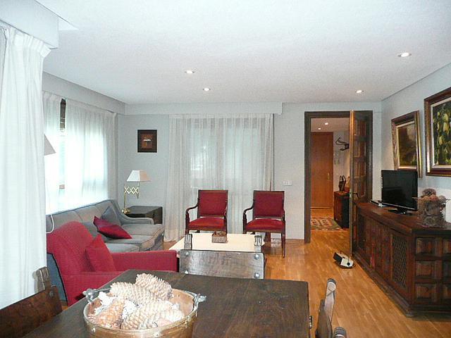 Salón - Piso en alquiler en calle Francisco Valiño, Escorial (El) - 246862913