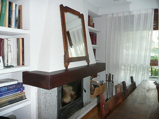 Salón - Piso en alquiler en calle Francisco Valiño, Escorial (El) - 246862915