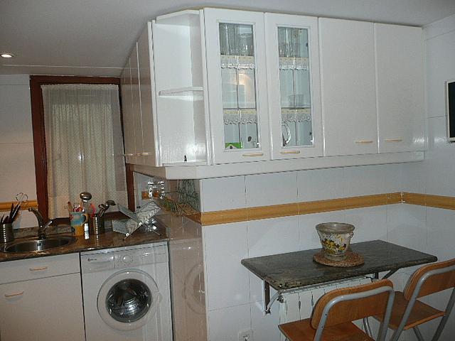 Cocina - Piso en alquiler en calle Francisco Valiño, Escorial (El) - 246862925