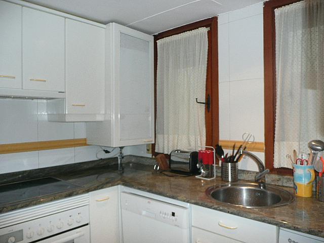 Cocina - Piso en alquiler en calle Francisco Valiño, Escorial (El) - 246862927