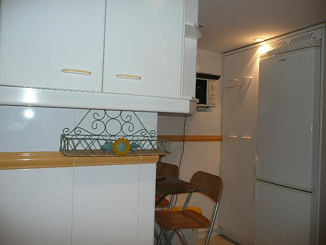 Cocina - Piso en alquiler en calle Francisco Valiño, Escorial (El) - 246862929
