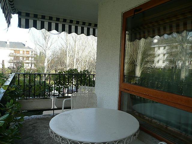 Terraza - Piso en alquiler en calle Francisco Valiño, Escorial (El) - 246862938
