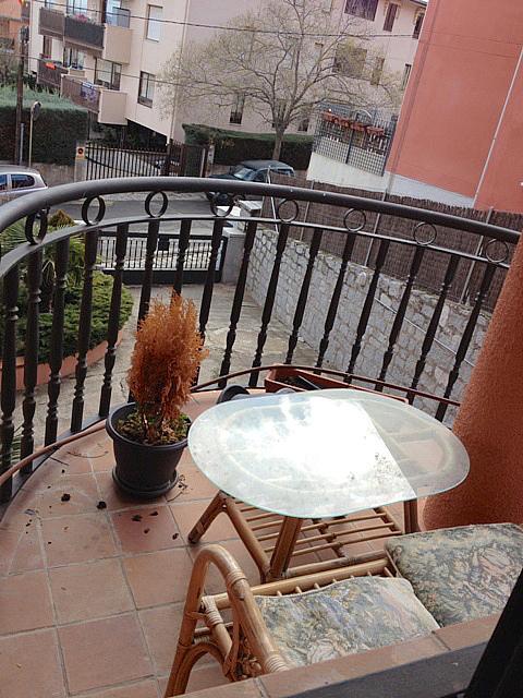 Terraza - Piso en alquiler en calle San Lorenzo de El Escorial, San Lorenzo de El Escorial - 260629017