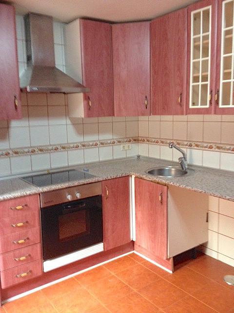 Cocina - Piso en alquiler en calle San Lorenzo de El Escorial, San Lorenzo de El Escorial - 260629025