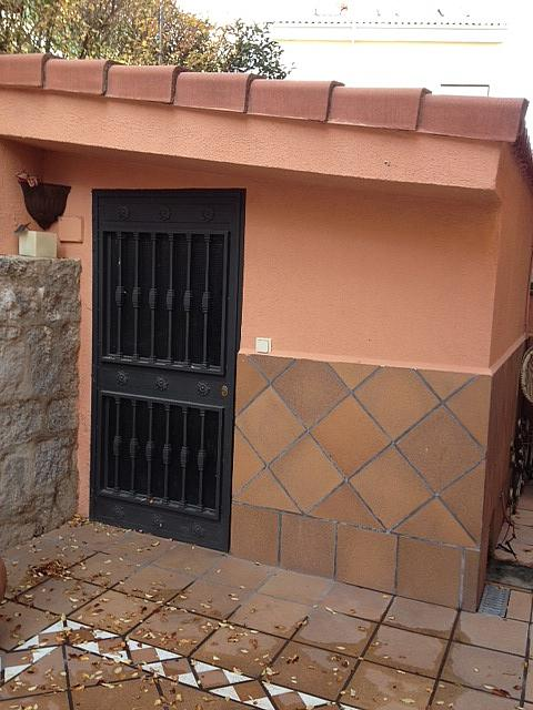 Patio - Piso en alquiler en calle San Lorenzo de El Escorial, San Lorenzo de El Escorial - 260629029