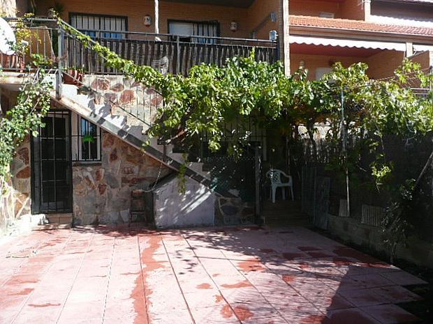Fachada - Casa pareada en alquiler opción compra en calle Francisco Valiño, Valdemorillo - 217452696