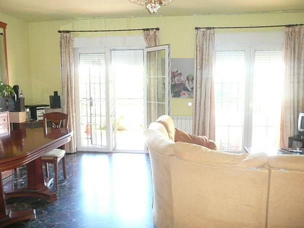 Salón - Casa pareada en alquiler opción compra en calle Francisco Valiño, Valdemorillo - 217452697
