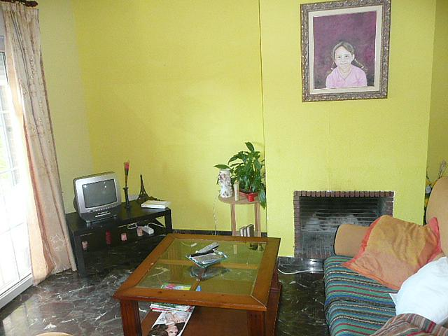 Salón - Casa pareada en alquiler opción compra en calle Francisco Valiño, Valdemorillo - 217452701