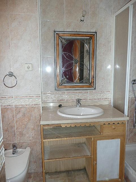Baño - Casa pareada en alquiler opción compra en calle Francisco Valiño, Valdemorillo - 217452709