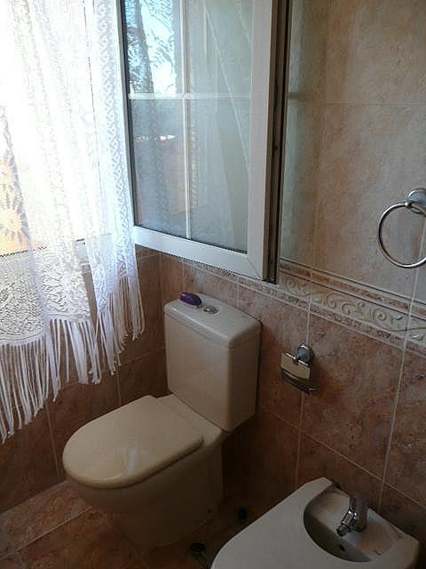 Baño - Casa pareada en alquiler opción compra en calle Francisco Valiño, Valdemorillo - 217452710