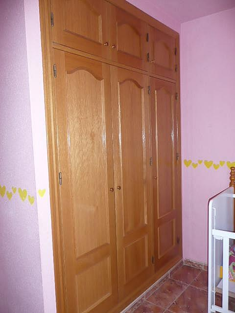Dormitorio - Casa pareada en alquiler opción compra en calle Francisco Valiño, Valdemorillo - 217452725