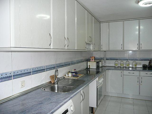 Cocina - Casa pareada en alquiler opción compra en calle Francisco Valiño, Valdemorillo - 217452732