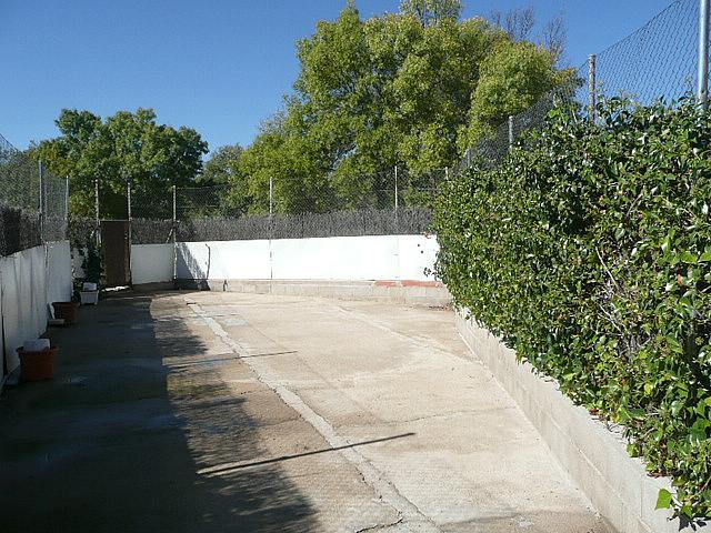 Jardín - Casa pareada en alquiler opción compra en calle Francisco Valiño, Valdemorillo - 217452745