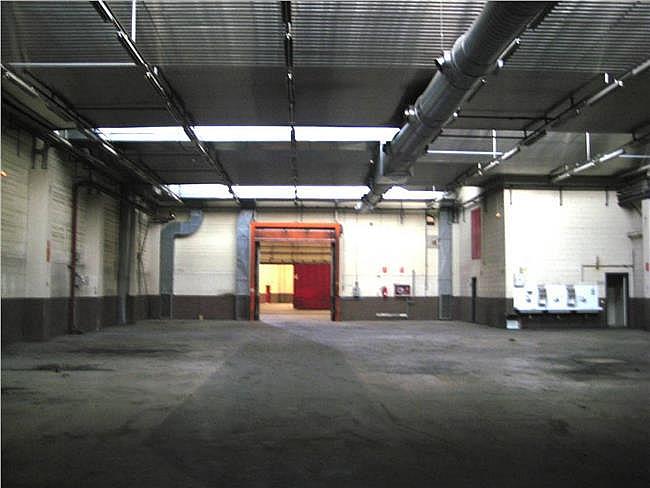 Nave industrial en alquiler en calle Pla de Matabous, Montcada i Reixac - 321559870