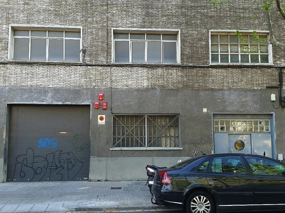 Nave industrial en alquiler en calle Tucuman, Bon Pastor en Barcelona - 265780575