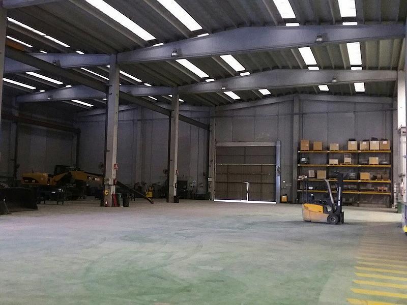 Planta baja - Nave industrial en alquiler en calle Anoia, San Esteban de Sasroviras en Sant Esteve Sesrovires - 316017438