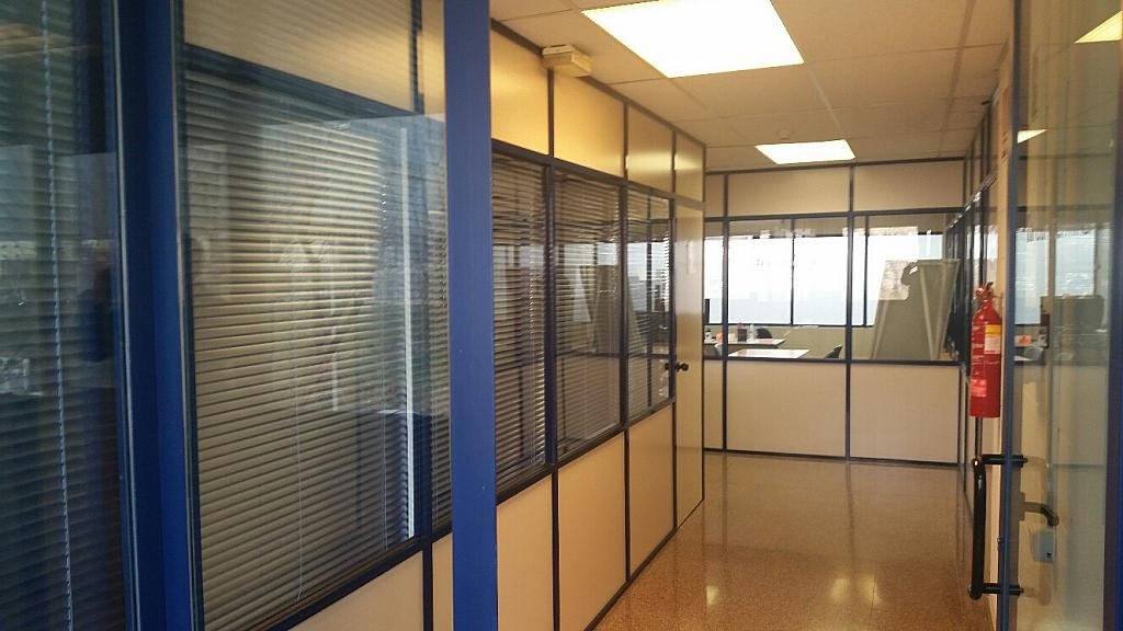 Planta altillo - Nave industrial en alquiler en calle Botanica, Gran Via LH en Hospitalet de Llobregat, L´ - 212853715