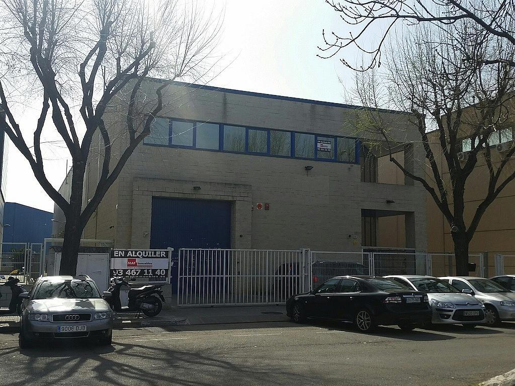 Nave industrial en alquiler en calle Botanica, Gran Via LH en Hospitalet de Llobregat, L´ - 252000611