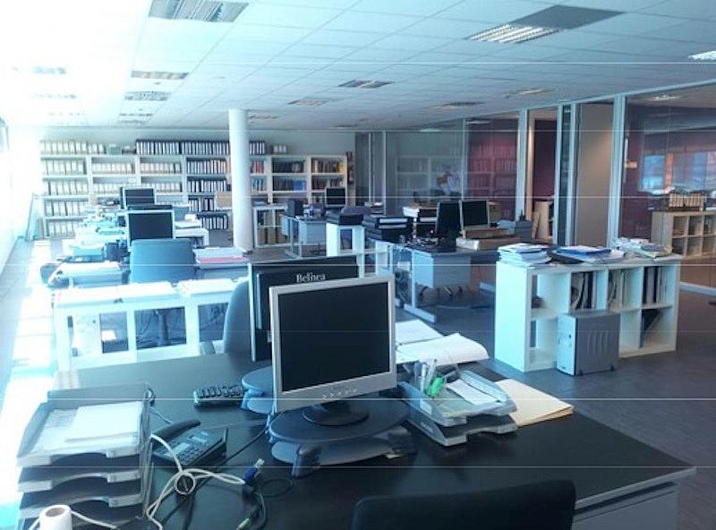 Oficina en alquiler en calle Pompeu Fabra, Canyado-Manresà en Badalona - 213590604