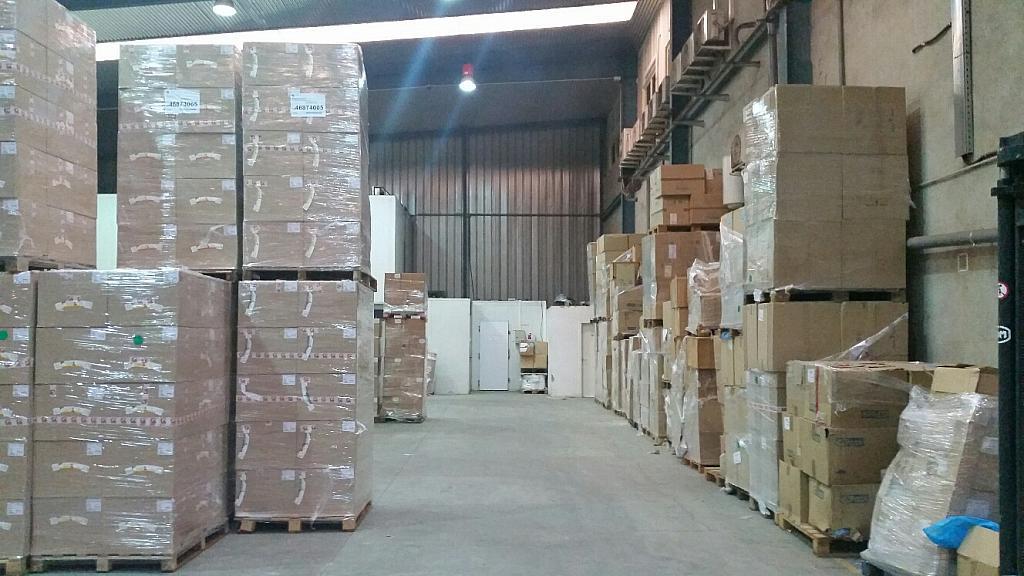 Nave industrial en alquiler en carretera Nacional, Pol. industrial Domenys I i II i Mercaderies en Vilafranca del Penedès - 213751434