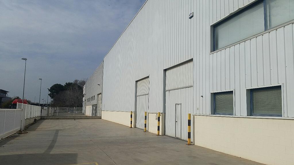 Nave industrial en alquiler en carretera Nacional, Pol. industrial Domenys I i II i Mercaderies en Vilafranca del Penedès - 213751440