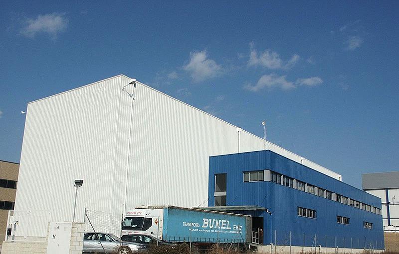 Nave industrial en alquiler en calle Gorgs Llado, Can Gorgs en Barbera del Vallès - 214104959