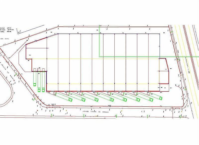 Nave industrial en alquiler en carretera Autovia, Can Bassa en Granollers - 215184492