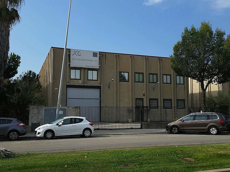Nave industrial en alquiler en calle Botanica, Gran Via LH en Hospitalet de Llobregat, L´ - 219111163