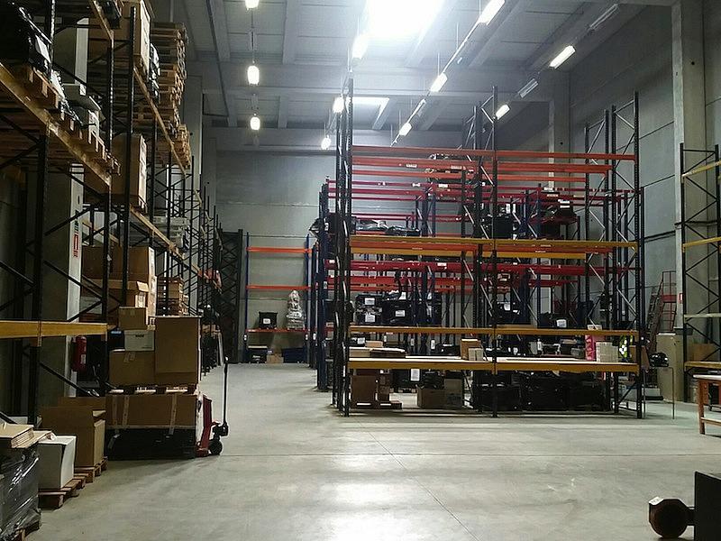 Nave industrial en alquiler en calle Botanica, Gran Via LH en Hospitalet de Llobregat, L´ - 224222317