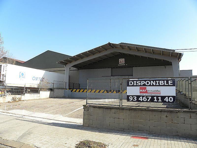 Nave industrial en alquiler en calle Can Bordoll, Torre romeu en Sabadell - 226642330