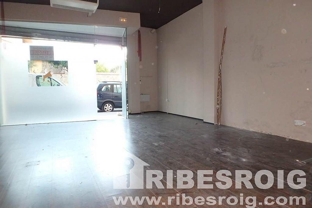 Imagen sin descripción - Local comercial en alquiler en Can Torreta en Sant Pere de Ribes - 228933562