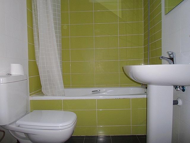 Baño - Apartamento en alquiler en Centro en Fuenlabrada - 294998691