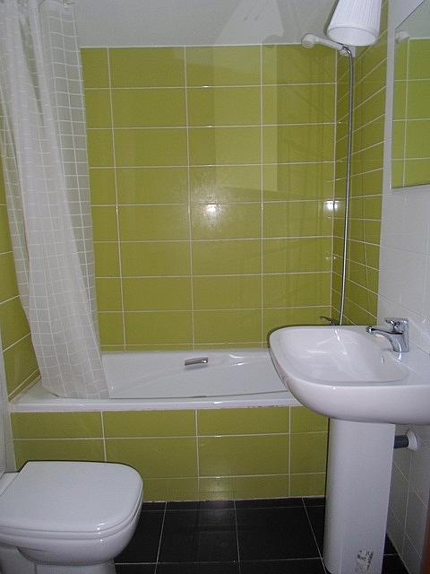 Baño - Apartamento en alquiler en Centro en Fuenlabrada - 294998692