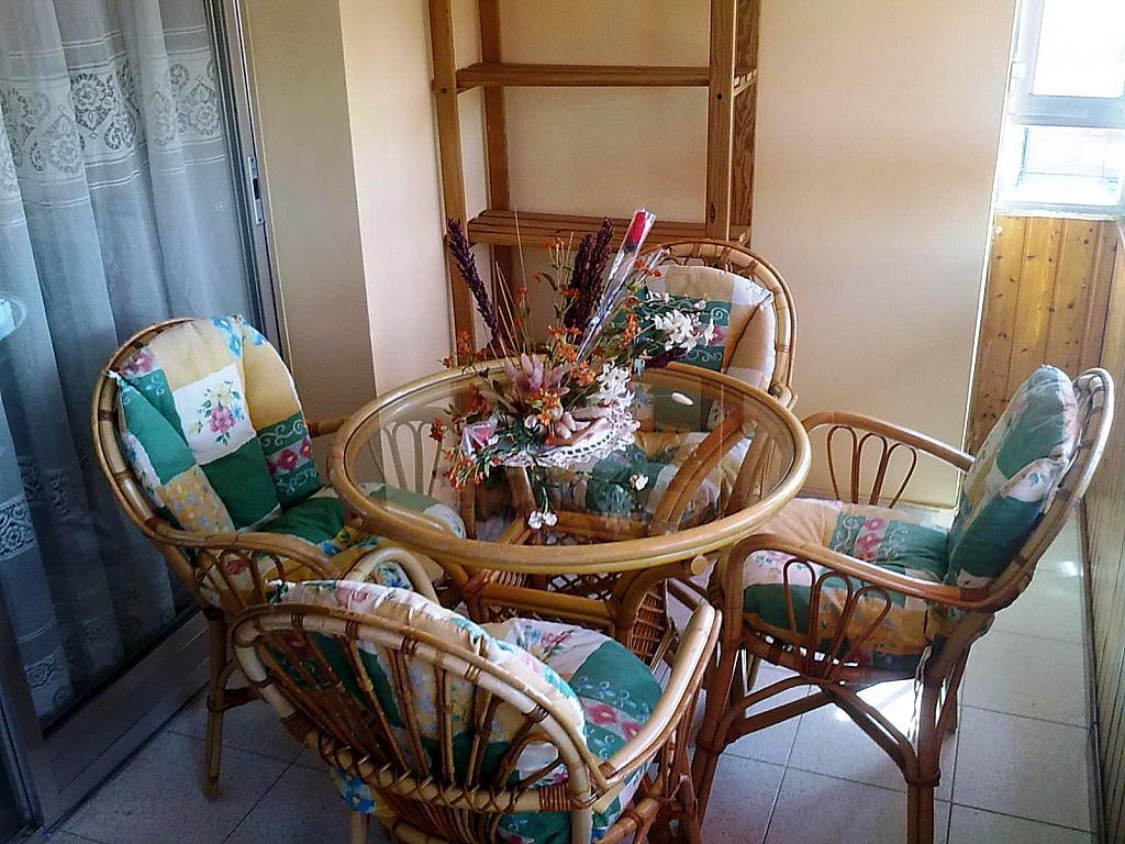 Terraza - Piso en alquiler en Centro en Móstoles - 326278050