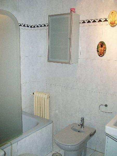 Baño - Apartamento en alquiler en Centro en Fuenlabrada - 331324057