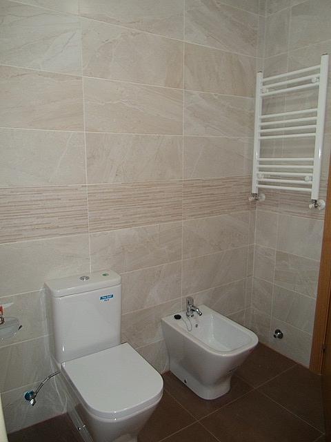 Baño - Apartamento en alquiler en Humanes de Madrid - 355515597