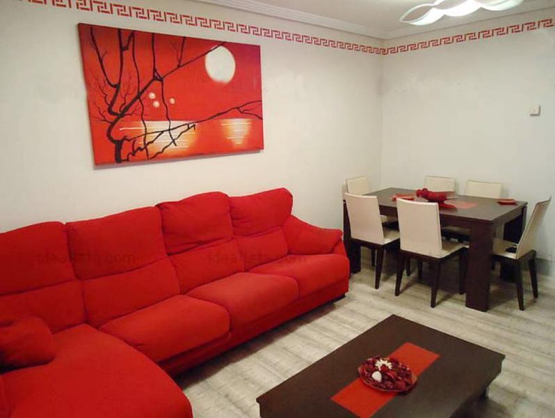 Salón - Piso en alquiler opción compra en Fuenlabrada - 56146952