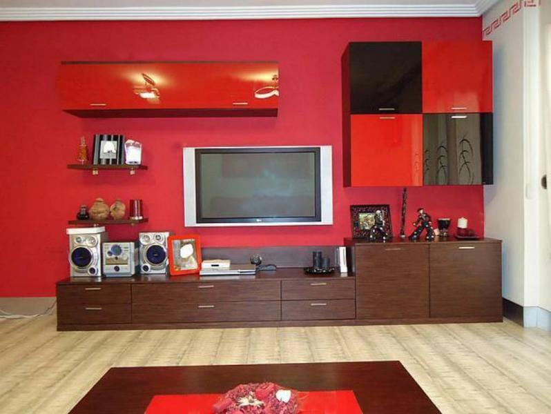 Salón - Piso en alquiler opción compra en Fuenlabrada - 56146954