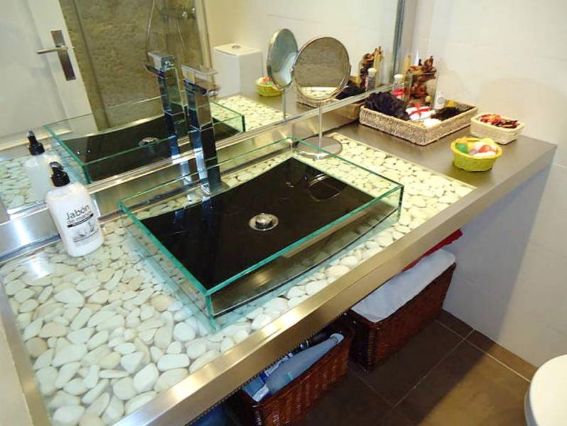 Baño - Piso en alquiler opción compra en Fuenlabrada - 56146969