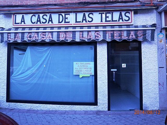 Local comercial en alquiler en Centro en Fuenlabrada - 149604336