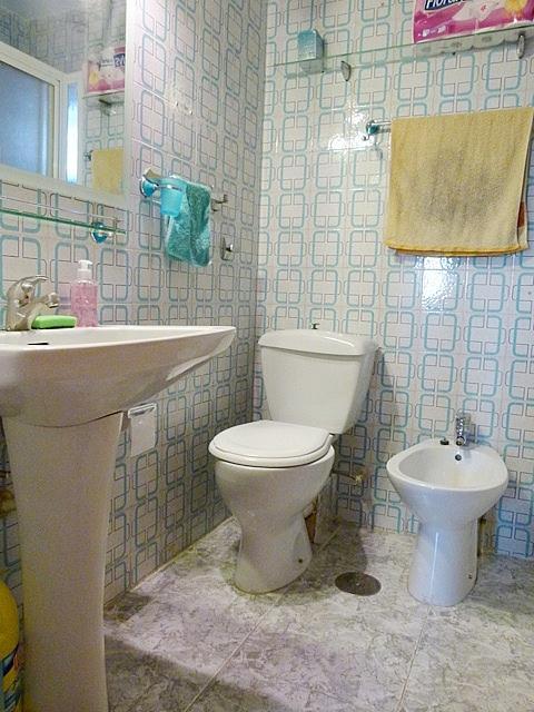 Baño - Piso en alquiler en El Arroyo-La Fuente en Fuenlabrada - 159587349
