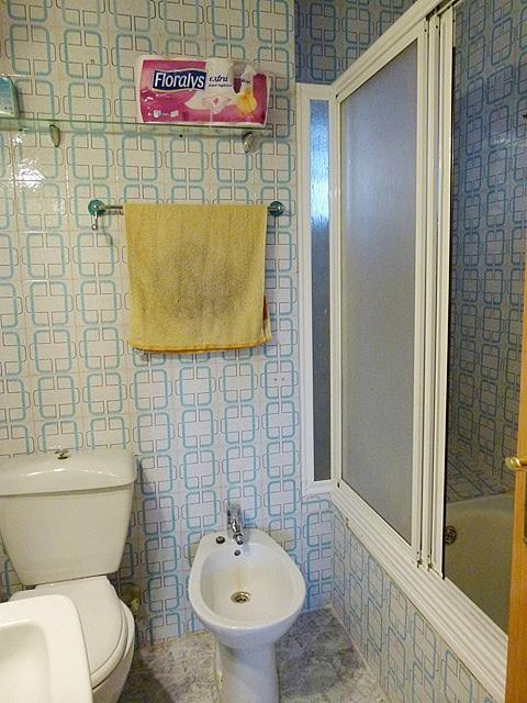 Baño - Piso en alquiler en El Arroyo-La Fuente en Fuenlabrada - 159587350