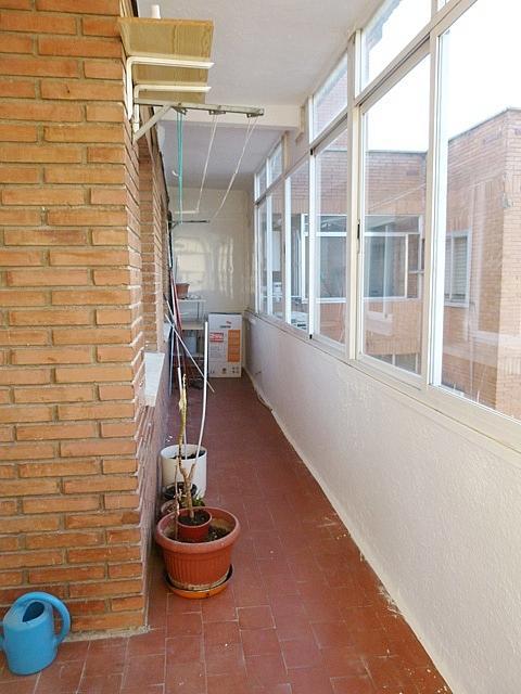 Terraza - Piso en alquiler en El Arroyo-La Fuente en Fuenlabrada - 159587351