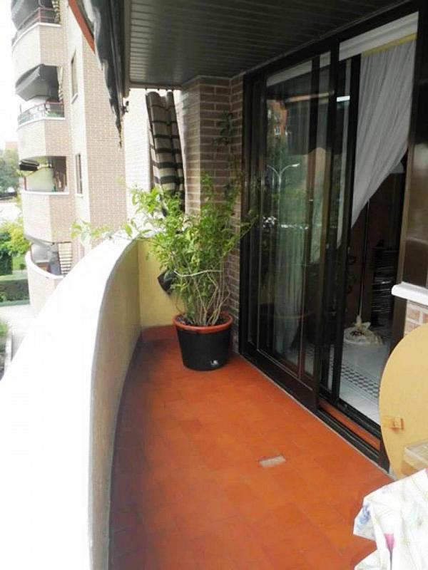 Terraza - Piso en alquiler opción compra en El Naranjo-La Serna en Fuenlabrada - 174801175