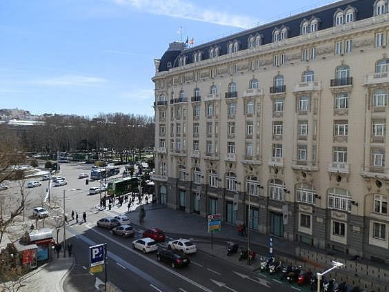 Oficina en alquiler en plaza De Las Cortes, Cortes-Huertas en Madrid - 275084832