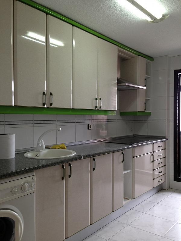 Cocina - Ático en alquiler en calle Albacete, La Avanzada-La Cueva en Fuenlabrada - 355068398