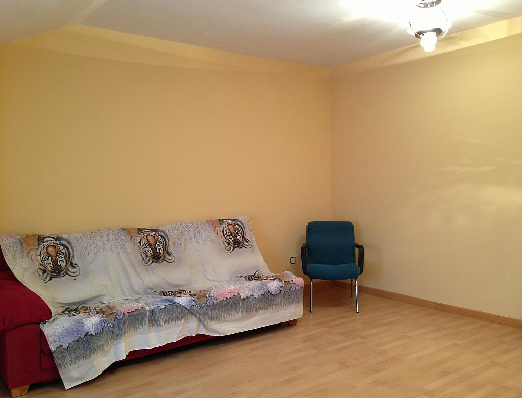 Salón - Ático en alquiler en calle Albacete, La Avanzada-La Cueva en Fuenlabrada - 355068414