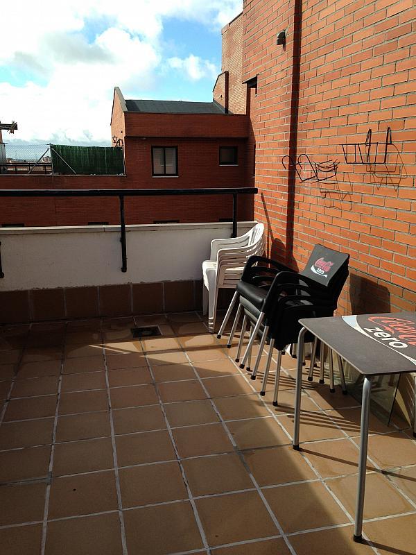 Terraza - Ático en alquiler en calle Albacete, La Avanzada-La Cueva en Fuenlabrada - 355068429