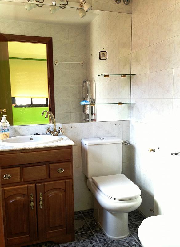Baño - Ático en alquiler en calle Albacete, La Avanzada-La Cueva en Fuenlabrada - 355068440